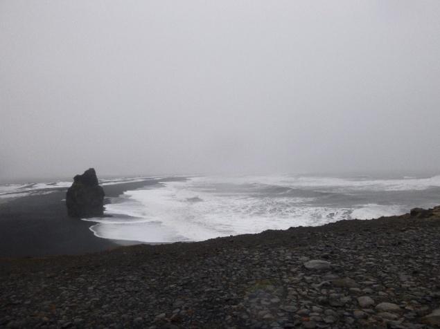 Iceland Black Beaches