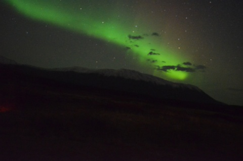 Iceland Northern Lughts