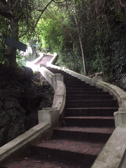 mount stairs